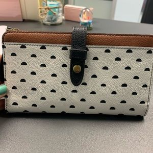 Fossil Fiona Tab Clutch/Wallet